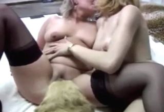 Sexy doggy and horny zoophiles